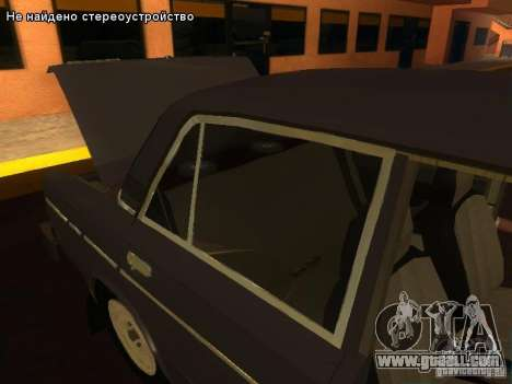 VAZ 2106 for GTA San Andreas side view