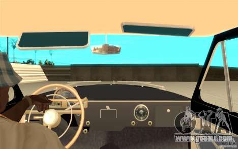 Black Lightning for GTA San Andreas fifth screenshot