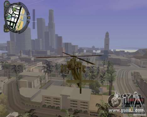 iCEnhancer beta for GTA San Andreas forth screenshot