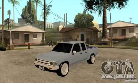 Toyota Hilux Surf v2.0 for GTA San Andreas