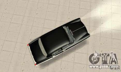 Gaz-21 Volga for GTA San Andreas right view
