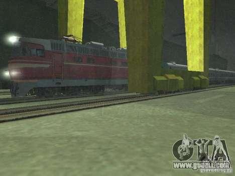 Switch rail shooter for GTA San Andreas third screenshot