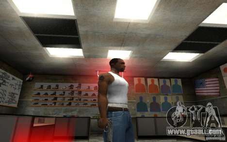 Barreta M9 and Barreta M9 Silenced for GTA San Andreas forth screenshot