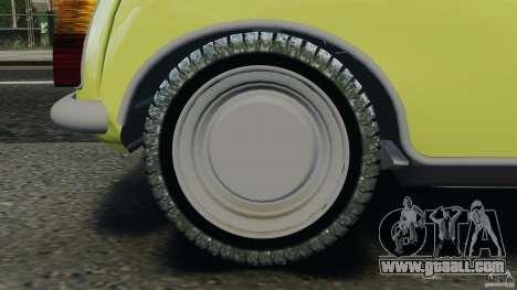 Mini Cooper for GTA 4 side view
