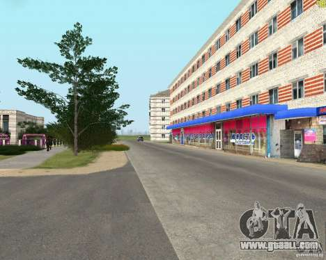 A Busaevo for the CD for GTA San Andreas forth screenshot
