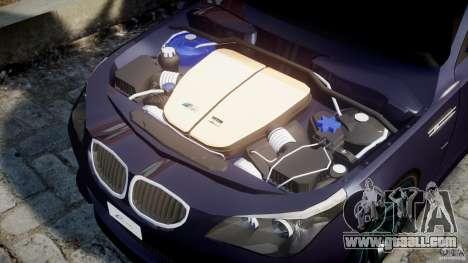BMW M5 Lumma Tuning [BETA] for GTA 4 side view