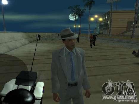 Vito Skalleta v1.5 for GTA San Andreas second screenshot