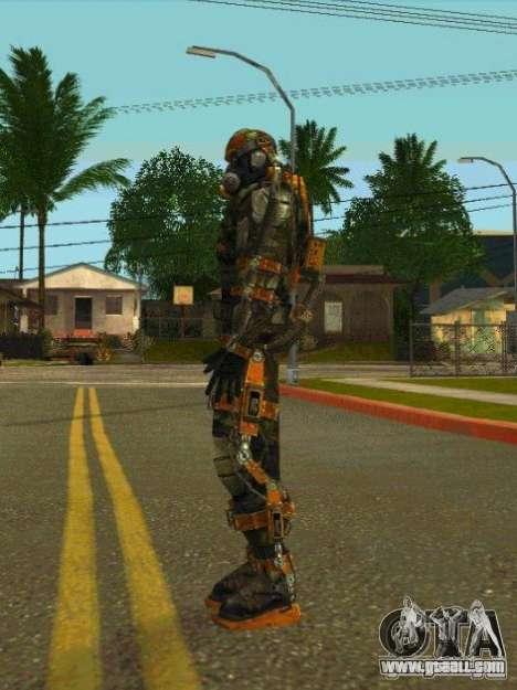 Skins Of S.T.A.L.K.E.R. for GTA San Andreas eighth screenshot