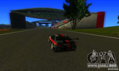 F1 Shanghai International Circuit for GTA San Andreas third screenshot