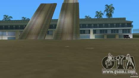 Stunt Dock V1.0 for GTA Vice City third screenshot