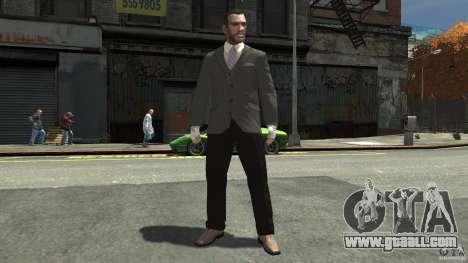 Gloves AlpineStar White for GTA 4