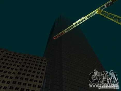 New CITY v1 for GTA San Andreas forth screenshot
