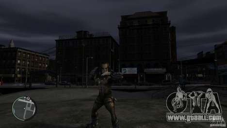 Predator Predator for GTA 4 second screenshot