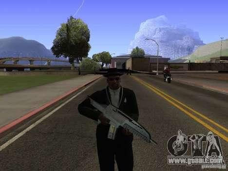XM8 for GTA San Andreas second screenshot