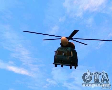 Cops Hoddogeres for GTA San Andreas