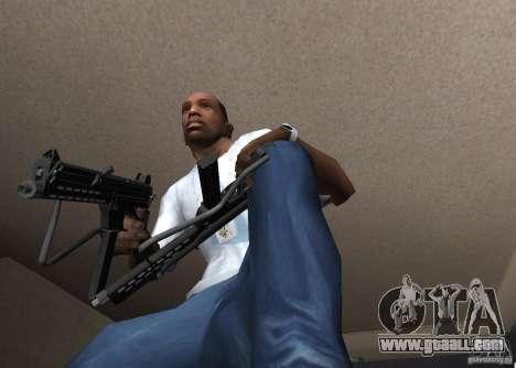 Walther MPL for GTA San Andreas third screenshot