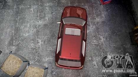 Volkswagen Golf MK3 GTI for GTA 4 upper view