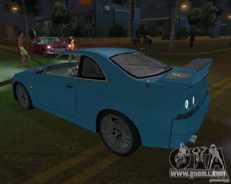 Nissan Skyline GT-R R-33 for GTA San Andreas right view