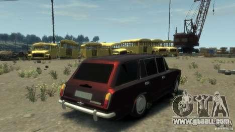 VAZ 2102 for GTA 4 left view