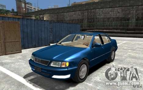 Infiniti I30 A32 Kouki for GTA 4