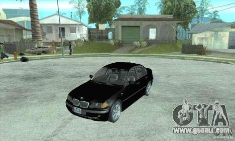 BMW 325i for GTA San Andreas