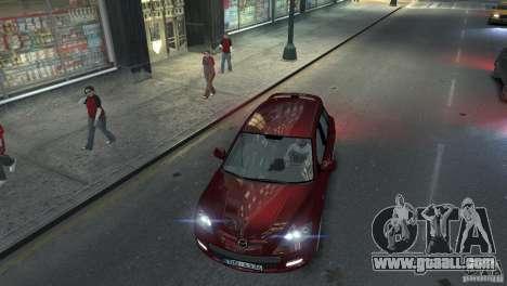 Lens Flare Corona v1.0 for GTA 4 fifth screenshot