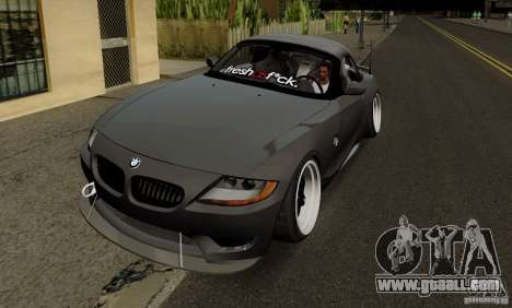 BMW Z4 Hellaflush for GTA San Andreas