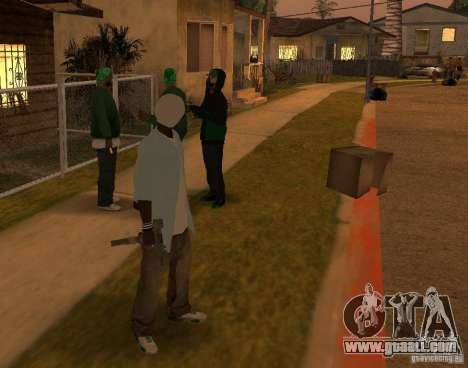 Skin sbmycr for GTA San Andreas second screenshot