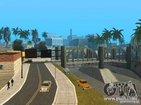 Mega Cars Mod for GTA San Andreas forth screenshot