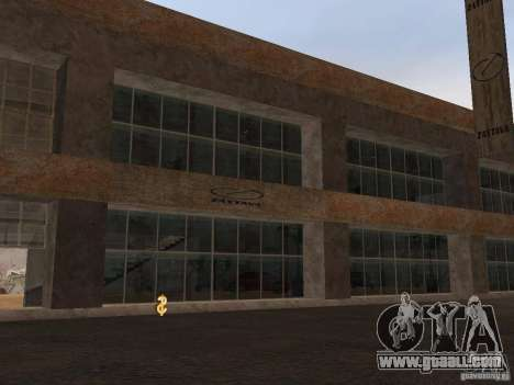 IMW Old Zastava Car Showroom for GTA San Andreas second screenshot