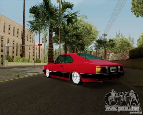 Chevrolet Opala Diplomata 1986 for GTA San Andreas right view