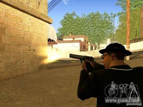 Desert Eagle MW3 for GTA San Andreas eighth screenshot