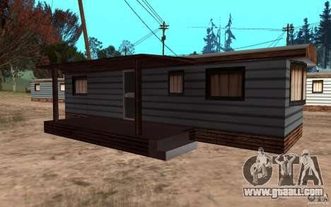 New trailer town for GTA San Andreas second screenshot