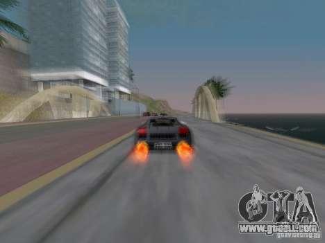 Race for NFS for GTA San Andreas