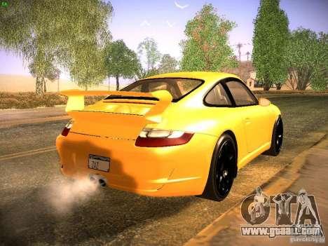 Porsche 911 for GTA San Andreas right view