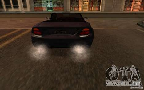 The best effects from GTA IV for GTA San Andreas fifth screenshot