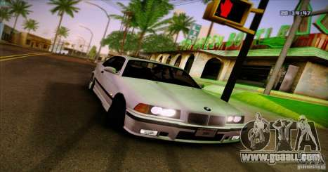 Paradise Graphics Mod (SA:MP Edition) for GTA San Andreas fifth screenshot