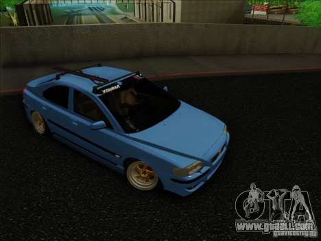 Volvo S60 for GTA San Andreas left view
