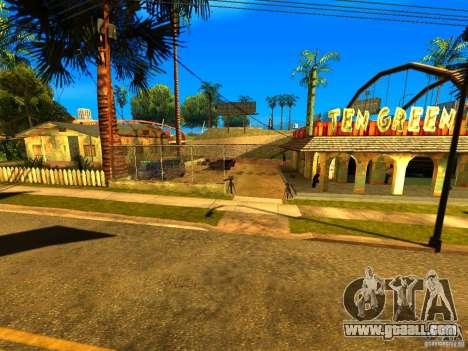 Mod Beber Cerveja V2 for GTA San Andreas fifth screenshot