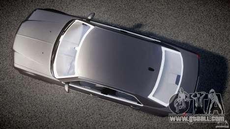 Chrysler 300C 2005 for GTA 4 right view