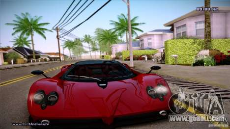 Paradise Graphics Mod (SA:MP Edition) for GTA San Andreas forth screenshot