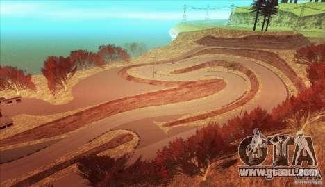 The Ebisu South Circuit for GTA San Andreas ninth screenshot