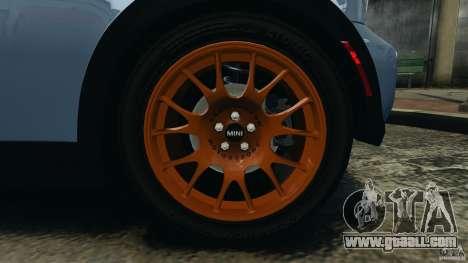 Mini Cooper S v1.3 for GTA 4 upper view