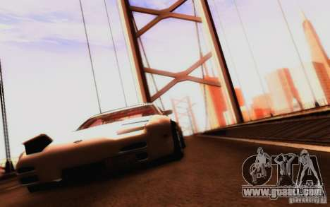 Nissan 150SX Drift for GTA San Andreas side view