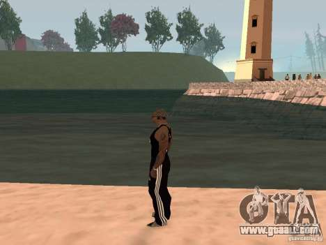 Choose any weather for GTA San Andreas third screenshot