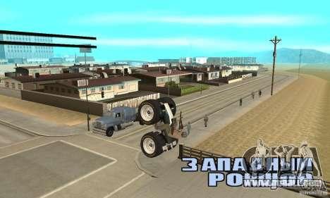 QUAD BIKE Custom Version 1 for GTA San Andreas right view