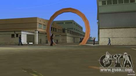 Stunt Dock V2.0 for GTA Vice City second screenshot
