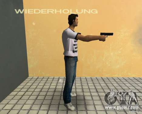 Pak weapons of GTA4 for GTA Vice City eleventh screenshot