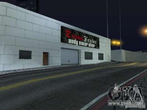 New Auto-Salon Wang Cars for GTA San Andreas forth screenshot