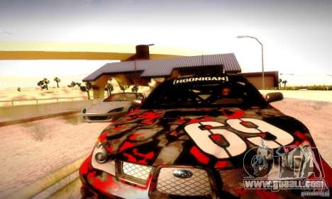 Drag Track Final for GTA San Andreas forth screenshot